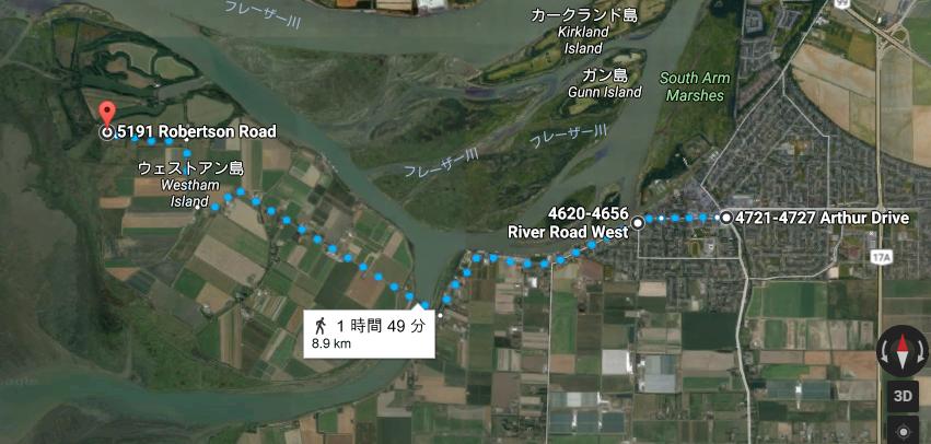 やること3 9km
