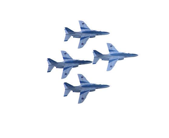 6 ブルーインパルス (2)