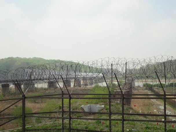 16DMZツアー 戦場にかける橋 (15)