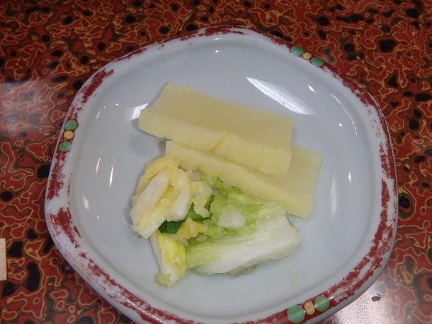 新和具 夕飯  (2)