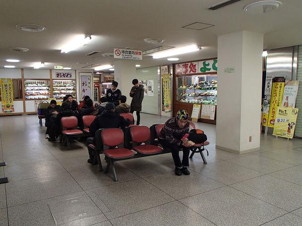 6バスで草津 (1)