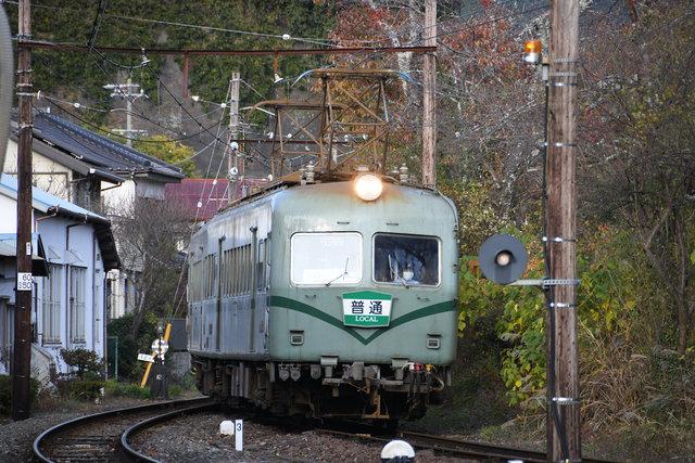 電車 大井川 (7)