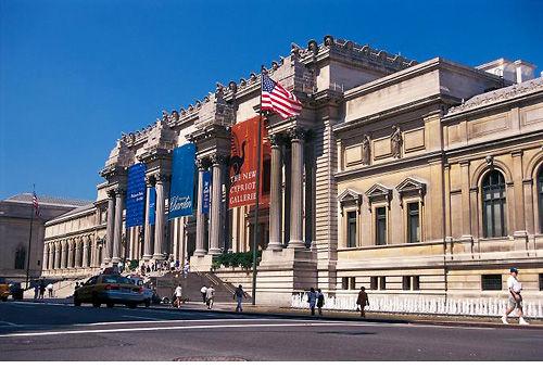 2014年GW メトロポリタン美術館