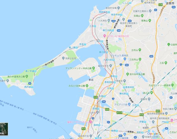 西鉄貝塚線