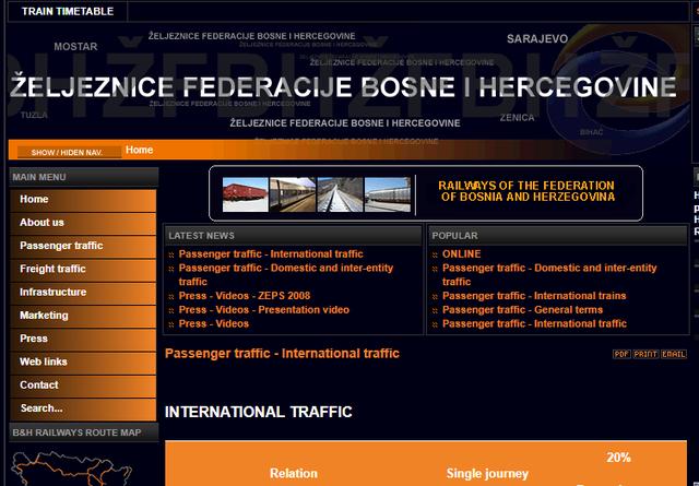 ボスニア鉄道2
