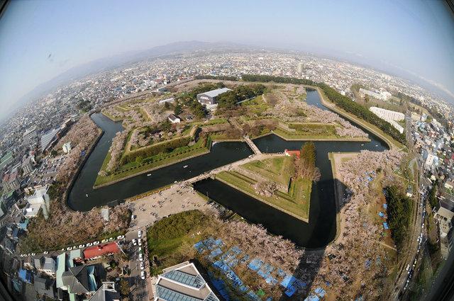 2009年 函館・青森・弘前 134s