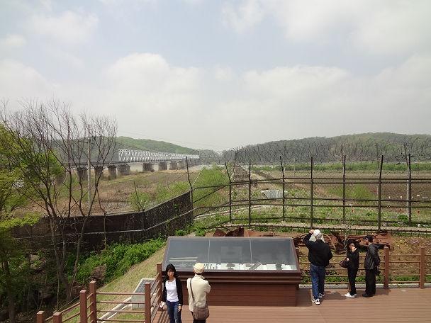 16DMZツアー 戦場にかける橋 (13)
