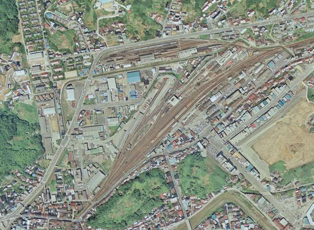 浜田駅1 1975