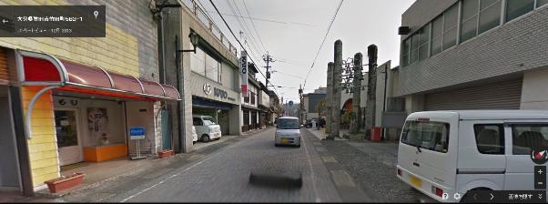 豊後竹田 商店街