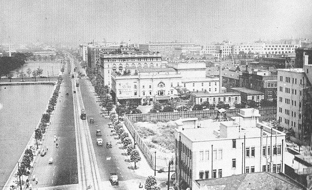 丸の内 1930年