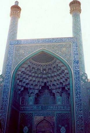 Iran イスファハン