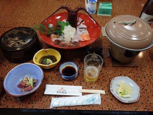 新和具 夕飯  (1)