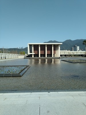 法鼓山農禪寺(ほうこざんのうぜんじ)Fagushan Nongchan Temple