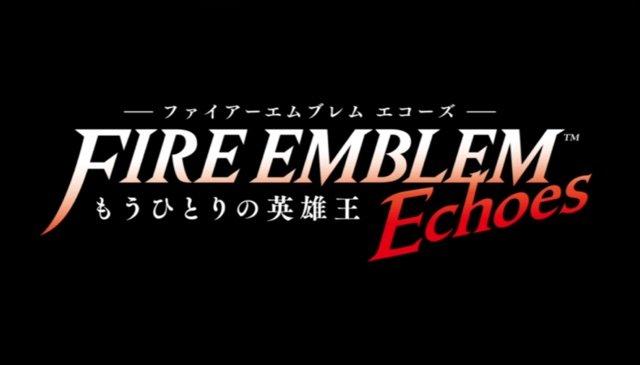 3DS『ファイアーエムブレム Echoes もうひとりの英雄王』4月20日発売決定!FE外伝のリメイク作!【予約受付中】 : ゲーム生活はじめました