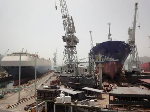 造船ドック