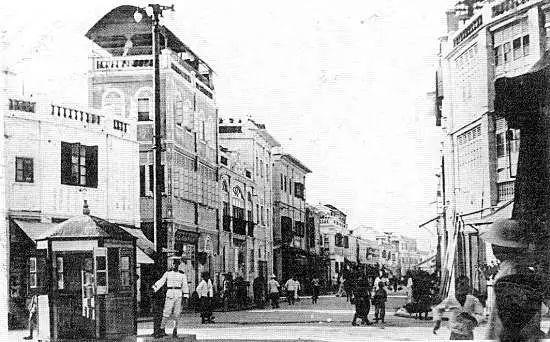 1920年代升平路街景