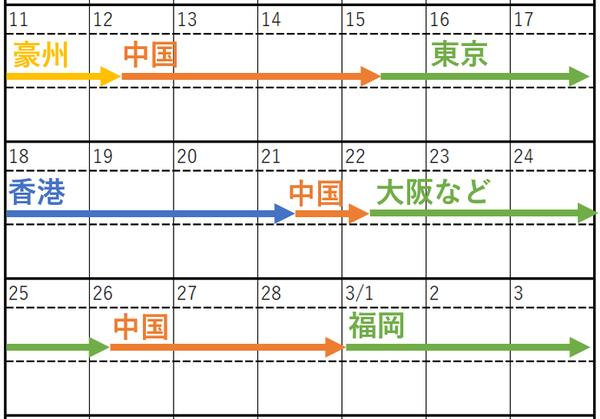 2月スケジュール3