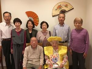 飛田さんご家族