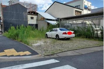 不法駐車で取り締まり?
