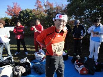マラソン本番-3
