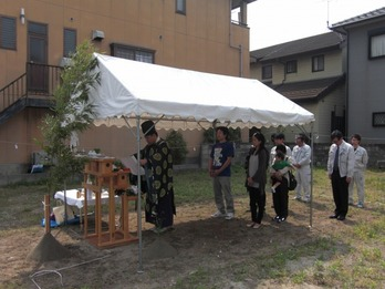 E様地鎮祭-1