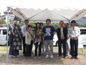 E様地鎮祭-4