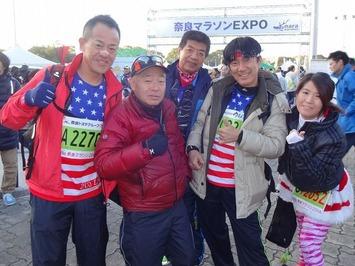 奈良マラソン-1