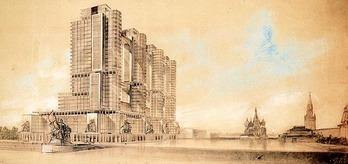 ソ連の建物-1