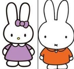 ミッフィ&キャッシー