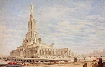 ソ連の建物-3