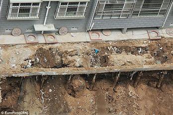 地下駐車場-2