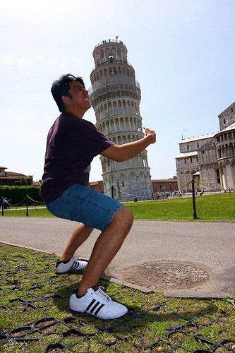 ピサの斜塔-1