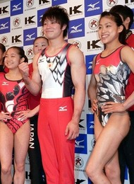日本体操ユニホ