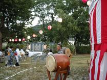 慰霊盆踊り1