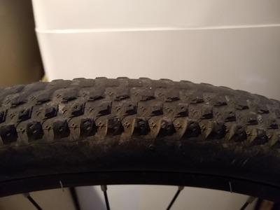 【タイヤ交換】マウンテンバイクのタイヤ交換は簡単だった٩( 'ω' )و