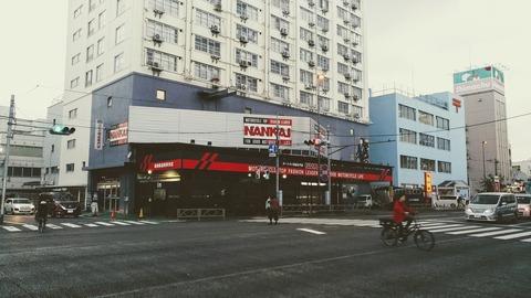 【バイク用品店】南海部品 南東京店に行って来た٩( 'ω' )و