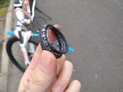 MTBのヘッドセットのガタ付きを確認したところ/(^o^)\