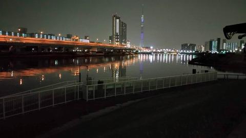 隅田川 東京スカイツリー