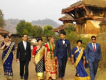 2-9日本の女性ネパール人と
