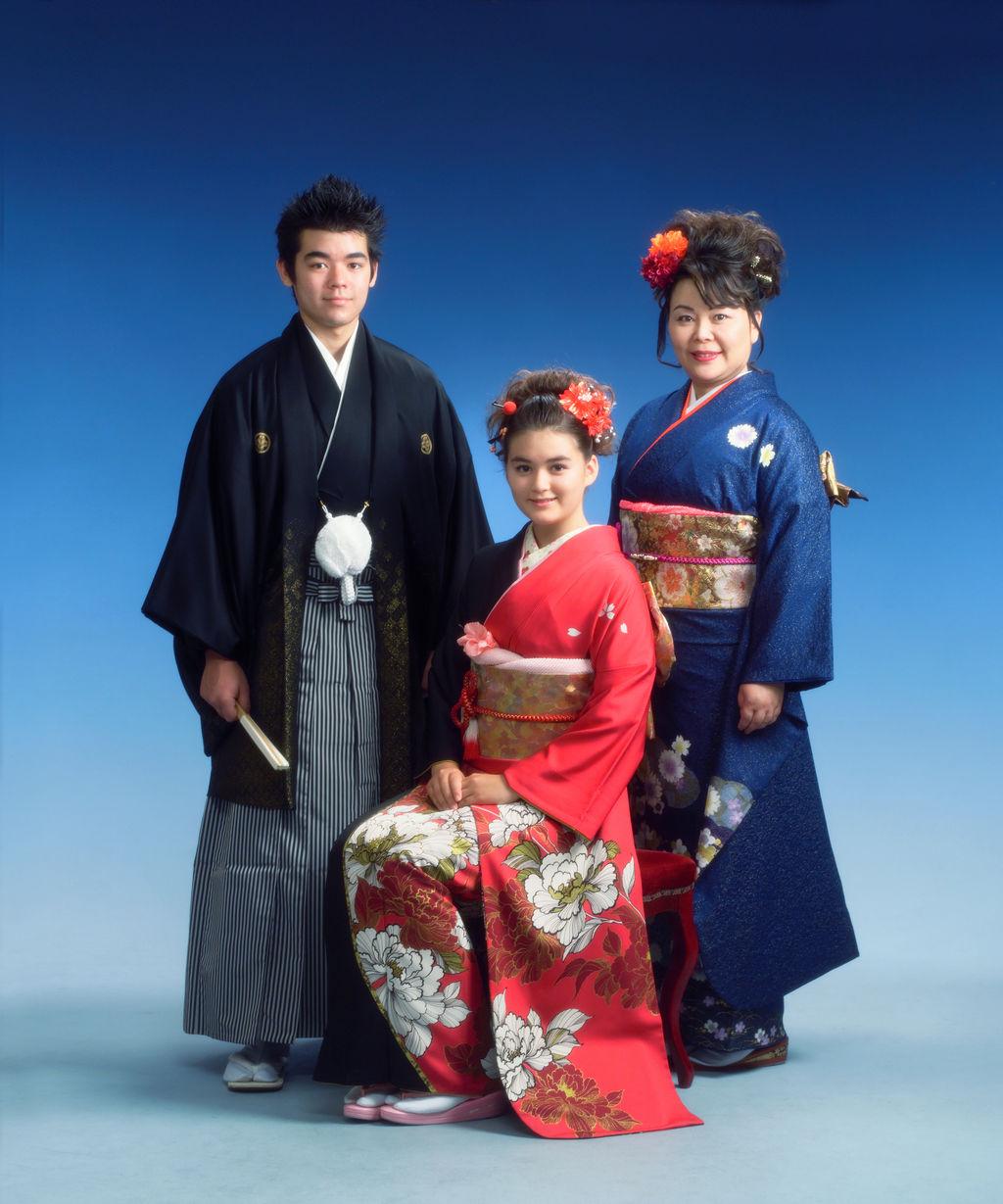 Kimono Falily 004