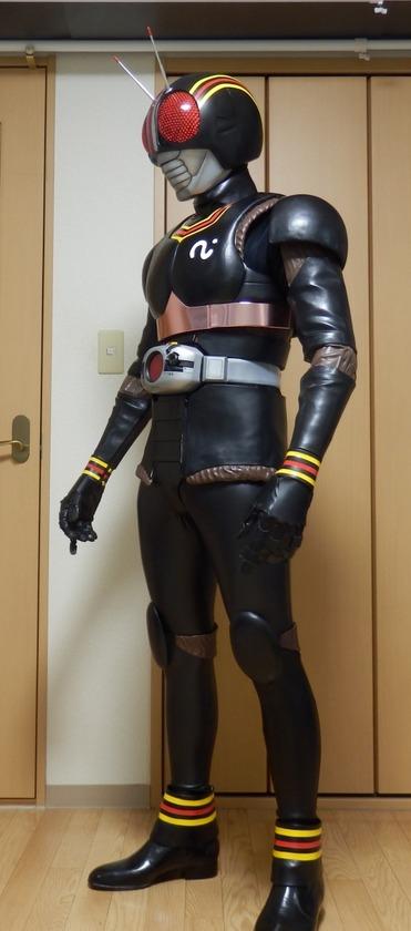 blackコスp