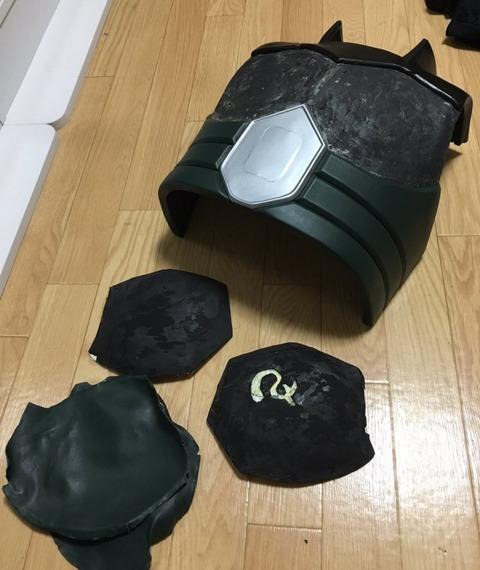 BLACK RXコスチューム46