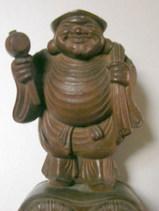 木彫り大黒様
