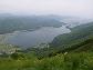 夏の木崎湖