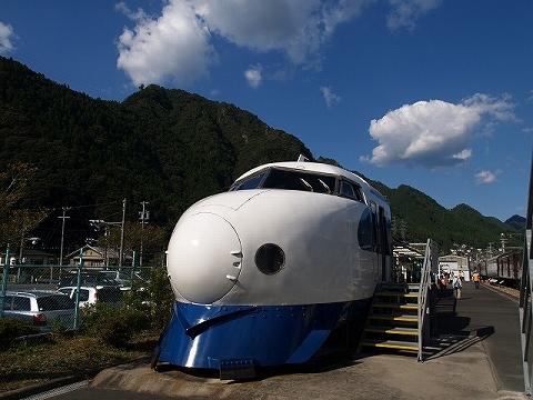 佐久間レールパーク祭り11 0系新幹線21-2023
