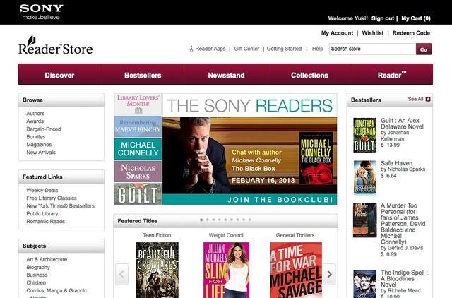 ebookstore.sony.com