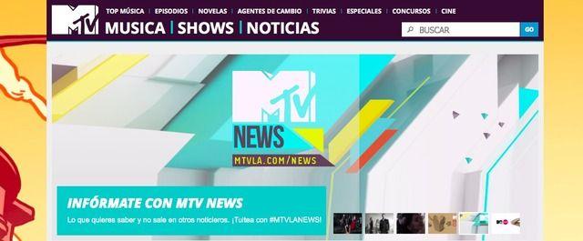 Videos de Música, Playlists de MTV, Reality Shows, Noticias de Artistas, Agenda, Concursos   MTVLA
