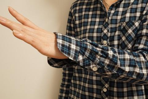PLSTネルシャツ (9)