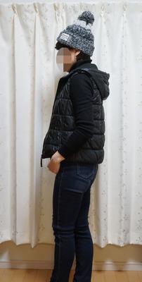 しまむらニット帽 (14)