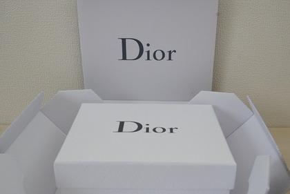 Diorメタライザーピンク2
